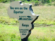 Kenya Africa Equator
