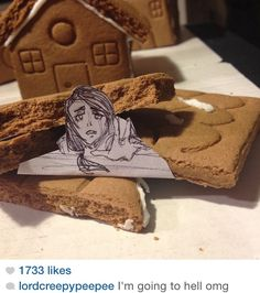 Attack on Titan | Now this is creative! <<< I THOUGHT WE ALL AGREED TO NEVER BE CREATIVE AGAIN