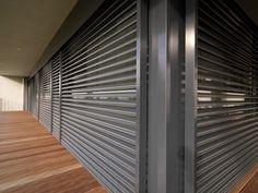 persianas venecianas para puertas
