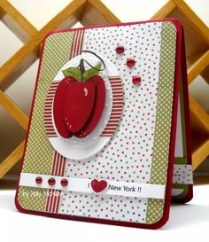 IC379 ~ The Big Apple ~ by Toy - Cards and Paper Crafts at Splitcoaststampers