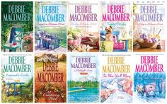 Debbie Macomber Books -- Love all of the Debbie Macomber books that I've read!! Am always excited when a new book comes out!