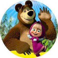 Súťaže, zdieľačky, kupóny, zľavy.: Balíček produktov značky Máša a medveď