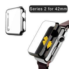 Case 42mm, 2win2buy Full Cover Apple Watch Series 2/Nike Ca Series 2 #2win2buy