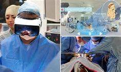 Enviroments: Medical VR user