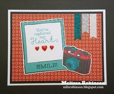 Heartfelt Sentiments: Stamp of the Month Blog Hop - Life In Pictures