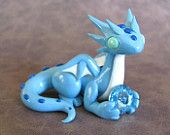 dragons/fantasy creatures on etsy