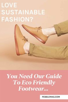 If ethical fashion is important to you then you'll want the most eco friendly clothing. Enter our guide to recycled shoes! From vegan sneakers to shoes make from recycled plastics we bring you 16 great brands that help save the planet. Come on over and discover your sustainable style... Vegan Sneakers, Vegan Shoes, Sustainable Style, Sustainable Fashion, Ethical Clothing, Ethical Fashion, Recycled Shoes, Beyond Skin, Independent Clothing