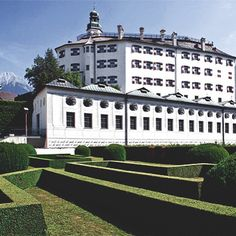 Ambras Palace in Innsbruck, Tyrol Find more information in the iAustria app! #Palace #Ambras #Innsbruck #iAustria #Tyrol