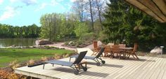 Cottage Kivikoski by the river 5-8 persons