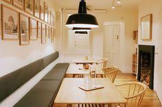 MONOCLE Cafè 18 Chiltern Street London W1U 7QA