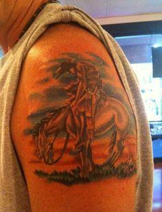 Trail of Tears tattoo | Native American | Native american ...