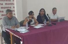 Recuerda Morena la desaparición forzada de los 43 normalistas de Ayotzinapa | El Puntero