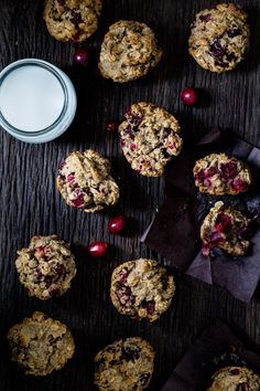 Gluten free cranberry muffins | Eat Good 4 Life