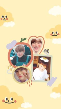 K Wallpaper, Kawaii Wallpaper, Pastel Wallpaper, Kpop Wallpapers, Cute Wallpapers, Jaehyun Nct, Jung Jaehyun, Good Notes, Nct Dream