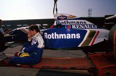 f1pictures:  Ayrton Senna  1994