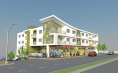 Real estate development, urban planning and architecture news for the Greater Los Angeles Area. Mixed Use Development, Story Structure, Main Entrance, October 2014, The Expanse, Rooftop, Architecture Design, Retail, Street View