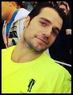 Henry Cavill yes this is the one.. Totally my ideal type lol