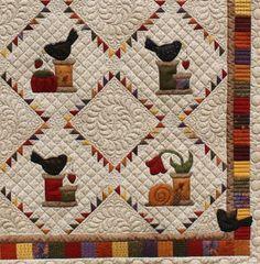 Spoolie Bird Pattern | Stitches of Love Quilting