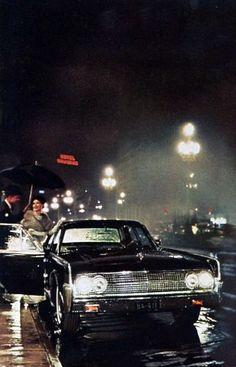 1963 Lincoln Continental Sedan... so timeless