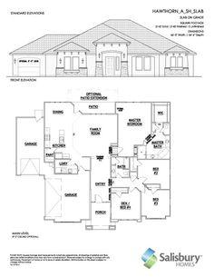 Good open floor plan.  Small kitchen.