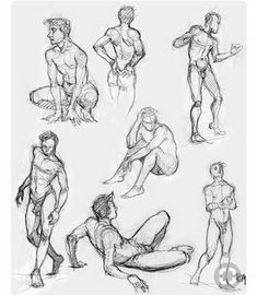 pose reference
