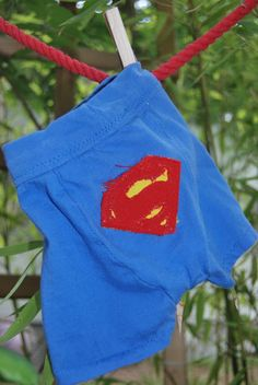 Superbuchs aus Stoffresten / Panties made from scraps of fabric / Upcycling