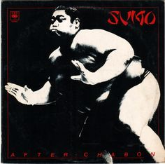Sumo: After Chabón (reissue cover art)
