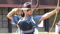日本の弓道女子が美しすぎる! 海外の反応。