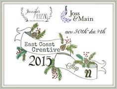 Welcome to The Yellow Cape Cod 2015 Christmas home tour! My home is number 21 on The Holiday Housewalk, an inspiring, week-long, onl...