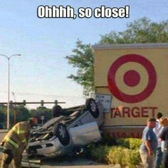 officer-what the heck me-i tried to hit my target