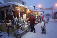 The World's Coldest cities: Yakutsk, Russia