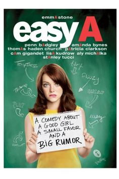 Amazon.com: Easy A: Emma Stone, Penn Badgley, Amanda Bynes, Thomas Haden Church: Amazon Instant Video
