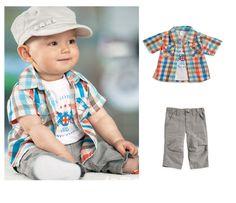 b019fa1c5 Las 23 mejores imágenes de ropa de bebe varon verano