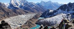 Tour #Nepal: #Trekking #Everest e #Gokyo | Arché Travel