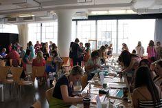 craft breakfast at alt nyc #altpins #altnyc #altsummit