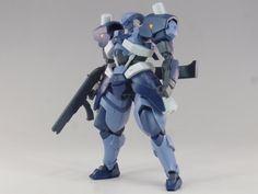 HG 1/144 百錬 (機動戦士ガンダム鉄血のオルフェンズ)レビュー | KenBill Blog