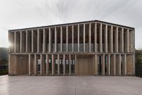 Gemeindezentrum im Trentino / Schnittpunkt des Lebens - Architektur und Architekten - News / Meldungen / Nachrichten - BauNetz.de