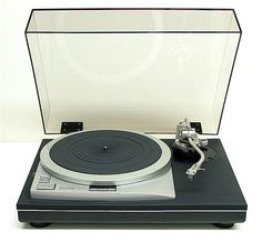 Technics SP15 turntable..