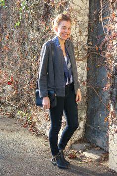 Veste Monceau passepoilée par so_me_lyon - thread&needles