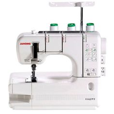 Janome CoverPro 900CPX Coverstitch Machine Works Perfectly  #Janome
