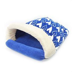 Milliard Premium Plush Covered Cat CaveEnclosed Dog BurrowHooded Pet Bed Extremely Comfortable Fleece Lining Pets will Love 19L x 15W x 8H *** Read more  at the image link.