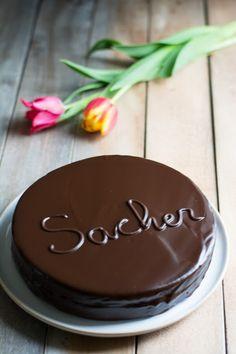 Sacher torte {Battle Food#40}