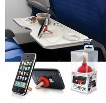 iPlunge Smartphone Stand - Cell Phone Gadgets - Office Desk Toys, Geek Swag & Cool Gadgets at KlearGear.com