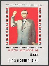 Albania, 1978, Enver Hoxha.