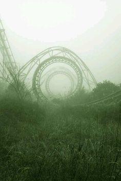 Japan's abandoned amusement park