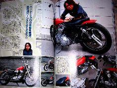 ハーレー専門誌 VIBES(バイブズ)に掲載されました。 Motorcycle, Vehicles, Motorcycles, Car, Motorbikes, Choppers, Vehicle, Tools