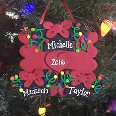 Family of 3 Personalized Mickey Ears Ornament Mickey Ears, Mickey Mouse, Family Of 3, Keepsakes, Personalized Gifts, Christmas Ornaments, Holiday Decor, Souvenirs, Customized Gifts