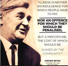 on NHS the public national health service, delivered by NHS a national hero society.NHS the public national health service, delivered by NHS a national hero society. Aneurin Bevan, National Health Service, Uk Politics, Political Quotes, Thing 1, Brave New World, Mississippi State, Oppression, Social Justice