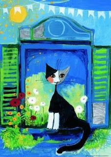 Lovely de Rosina Wachtmeister: http://www.pinterest.com/sandradritter/color-my-world-colorful-group-board/