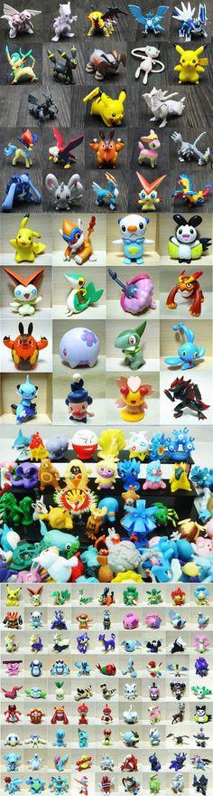 72 pcs/set 2016 Newest Cartoon Anime Pikachu Toy Mini Poke Go mon Action Figures Kids Toys Brinquedos Birthday Gifts Mixed 2-3cm $9.48